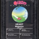 Heart - Magazine 1978 MUSHROOM Sealed 8-track tape