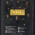 Exile - Mixed Emotions 8-track tape