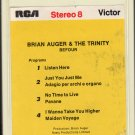 Brian Auger & The Trinity - Befour 1969 RCA 8-track tape