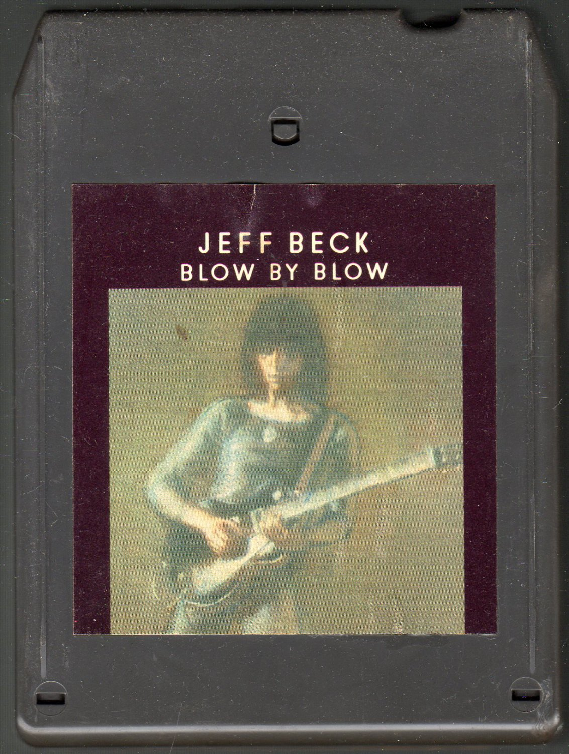 Jeff Beck - Blow By Blow 8-track tape