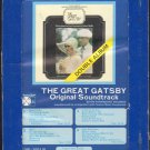 The Great Gatsby - Original Soundtrack 1974 GRT 8-track tape