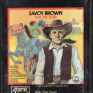 Savoy Brown - Jack The Toad 1973 PARROT AMPEX Sealed 8-track tape