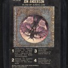 Jon Anderson - Olias Of Sunhillow 1976 Debut ATLANTIC 8-track tape