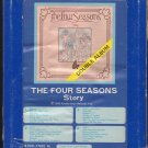 The Four Seasons - The Four Seasons Story GRT 8-track tape