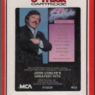 John Conlee - John Conlee's Greatest Hits 1983 RCA Sealed 8-track tape