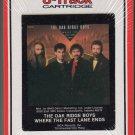 The Oak Ridge Boys - Where The Fast Lane Ends 1987 RCA Sealed 8-track tape
