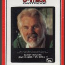 Kenny Rogers - Love Is What We Make It 1985 RCA Sealed 8-track tape