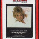 Barbara Mandrell - Clean Cut 1984 RCA Sealed 8-track tape