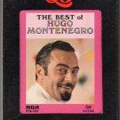 Hugo Montenegro - The Best Of Hugo Montenegro 1970 RCA Quadraphonic 8-track tape