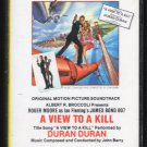 A View To A Kill - Motion Picture Soundtrack XDR Cassette Tape