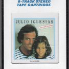 Julio Iglesias - From A Child To A Woman 1981 CRC Sealed 8-track tape