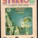 Uriah Heep - Demons And Wizards 1972 MERCURY 8-track tape