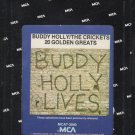 Buddy Holly / The Crickets - Buddy Holly Lives 20 Golden Greats MCA A48 8-track tape