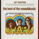 The Youngbloods - The Best Of The Youngbloods 1970 RCA 8-track tape