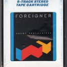 Foreigner - Agent Provocateur 1984 CRC 8-track tape