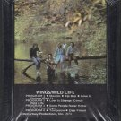 Paul McCartney & Wings - Wildlife 1973 APPLE Sealed 8-track tape