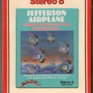 Jefferson Airplane - Thirty Seconds Over Winterland 1973 RCA Sealed 8-track tape