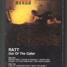 Ratt - Out Of The Cellar Cassette Tape