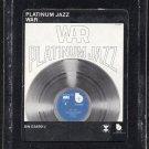 War - Platinum Jazz 1976 BLUENOTE 8-track tape