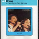 Simon & Garfunkel - The Concert In Central Park 1982 CRC 8-track tape