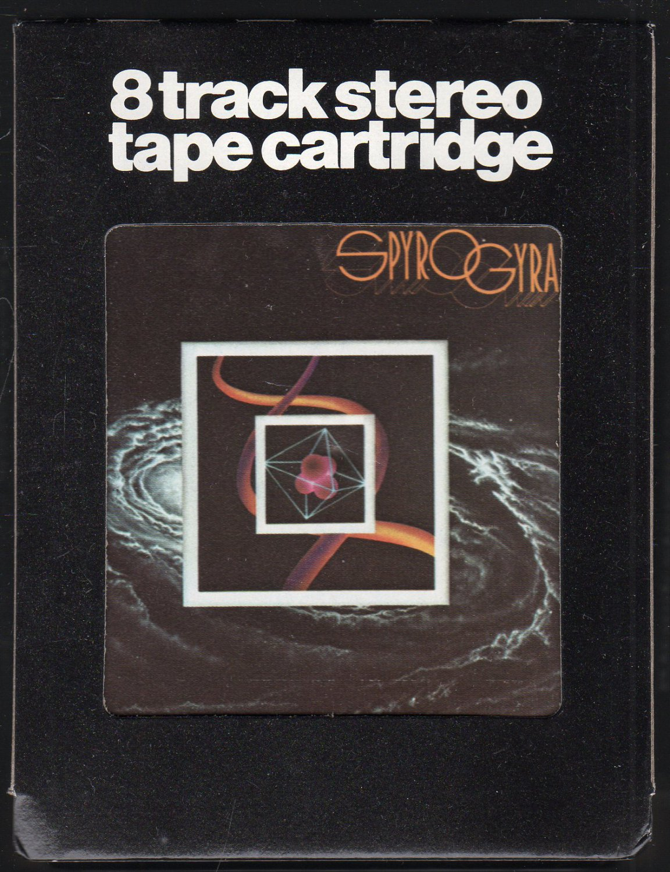 Spyro Gyra - Spyro Gyra 1978 Debut AMHERST 8-track tape