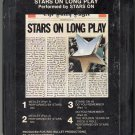 Stars On 45 - Stars On Long Play 8-track tape