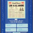 War - Love Is All Around featuring Eric Burdon 1976 ABC GRT A47 8-track tape