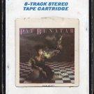 Pat Benatar - Tropico 1984 CRC A42 8-track tape