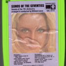 Songs Of The Seventies - Various Instrumental Quadraphonic A32 8-track tape
