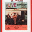 "Lester ""Roadhog"" Moran & The Cadillac Cowboys - ALIVE at Johnny Mack 1974 RCA A2 8-track tape"