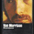 Van Morrison - Moondance C1 Cassette Tape