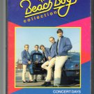 The Beach Boys Collection - Concert Days Vol 6 C3 Cassette Tape