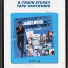 James Bond - 13 Original Themes 1983 CRC A43 8-track tape