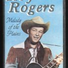 Roy Rogers - Melody Of The Plains C3 Cassette Tape