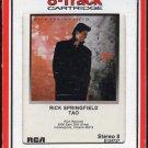 Rick Springfield - Tao 1985 RCA T3 8-track tape