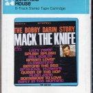 Bobby Darin - The Bobby Darin Story CRC ATCO T2 8-track tape