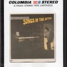Billy Joel - Songs In The Attic 1981 CBS TC8 T2 8-track tape