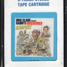 Dick Clark - Uncensored Bloopers 1984 CRC T2 8-track tape