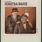 Sinatra & Basie - Sinatra Basie Historical Musical First 1962 REPRISE 1966 Re-issue T2 8-track tape