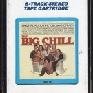 The Big Chill - Original Motion Picture Soundtrack 1983 CRC T7 8-track tape