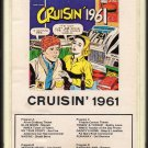 Cruisin' 1961 - Various Artists 1970 GRT T7 8-track tape