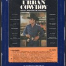 Urban Cowboy - Original Motion Picture Soundtrack 1980 ASYLUM T7 8-track tape