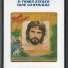 Bertie Higgins - Just Another Day In Paradise 1982 CRC Sealed T7 8-track tape