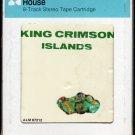 King Crimson - Islands 1971 CRC T5 8-track tape