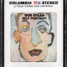 Bob Dylan - Self Portrait 1970 TC8 T5 8-track tape