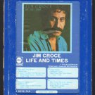 Jim Croce - Life And Times 1973 GRT ABC T5 8-track tape