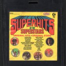 Super Hits Of The Superstars 2 - Various Rock 1975 K-TEL T4 8-track tape