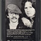 Sanford And Townsend - Smoke From A Distant Fire 1977 WB T4 8-track tape
