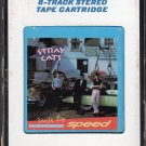 Stray Cats - Built For Speed 1982 Debut CRC T4 8-track tape