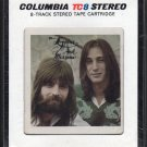 Loggins And Messina - Loggins And Messina 1972 TC8 T4 8-track tape